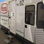 Ambulatorio mobile a Ribera per lo screening del tumore alla mammella