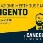 Elezioni Regionali: domenica ad Agrigento si presenta la sede del Movimento 5 Stelle