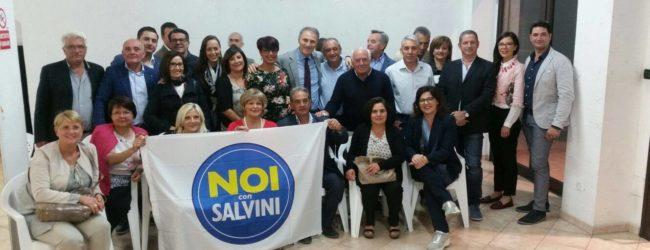 """Elezioni Regionali, ad Aragona aperta la campagna elettorale di """"Noi con Salvini"""""""