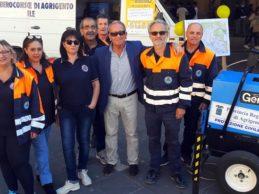 Protezione Civile: inaugurata la sala operativa mobile del Libero Consorzio di Agrigento