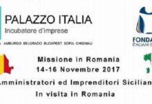 Amministratori ed imprenditori siciliani in Romania per interscambi culturali ed economici