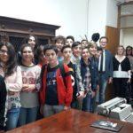 """Agrigento, scolaresche visitano la """"Stanza della Memoria"""" del giudice Rosario Livatino"""