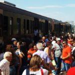 """""""Treni storici del gusto"""", al via i primi appuntamenti in Sicilia"""