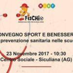 """Convegno Sport e benessere: """"La prevenzione sanitaria nella scuole"""""""