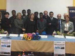 Gela, accoglienza e inclusione le parole chiave al convegno organizzato dal Kiwanis all'Istituto Mattei