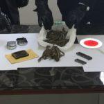 Sorpreso in flagranza con Hashish e Marijuana: arrestato 40enne di Ravanusa