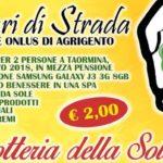 """Agrigento, torna la """"Lotteria della Solidarietà"""": ricavato a favore delle famiglie bisognose"""