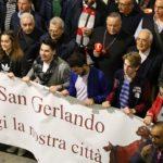 """Agrigento marcia per la Cattedrale e il Colle San Gerlando, Don Franco: """"amiamo questa città"""" – FOTO E VIDEO"""