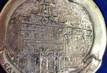 """Agrigento: La Camera dei Deputati invia una medaglia per il concorso fotografico """"La Valle dei Templi in uno scatto"""""""