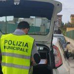 Agrigento, non pagano la tassa di stazionamento: multati bus turistici