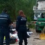 """Agrigento, lotta agli incivili: """"beccati"""" a gettare rifiuti. Multe da 600 euro"""
