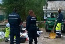Porto Empedocle, pugno duro contro chi abbandona rifiuti
