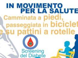"""""""In Movimento per la Salute"""", il Lions Agrigento Chiaramonte in """"movimento"""" per sensibilizzare il problema del diabete"""