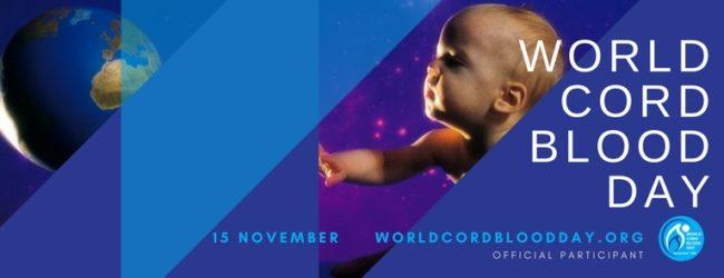 Domani il World Cord Blood Day: la prima Giornata Mondiale del Cordone Ombelicale