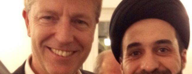 Agrigento, pace e fratellanza: il Sindaco Firetto incontra leader Sciita