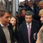 """Renzi e Orlando ad Agrigento in visita alla """"Stanza della Memoria"""" di Rosario Livatino – FOTO"""