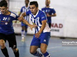 Altra sconfitta per l'Akragas Futsal: contro Bagheria finisce 5 a 2 – FOTO