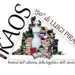Agrigento, al via Kaos: festival dell'editoria, della legalità e dell'identità siciliana