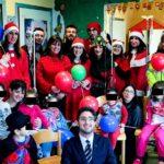 """""""A Natale puoi"""", l'Aics di Agrigento porta il sorriso a disabili, anziani e ai bambini meno fortunati"""