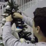 Il Natale con la Fortitudo Moncada Agrigento