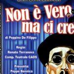 """In scena al Teatro San Francesco di Favara, la commedia """"Non è vero, ma ci credo"""""""