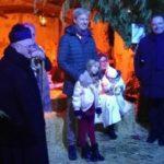 """Il Cardinale Francesco Montenegro al """"Presepe Vivente di Montaperto"""" per la giornata dedicata alla solidarietà – FOTO E VIDEO"""