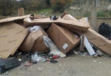Agrigento, abbandono indiscriminato di rifiuti: maxi sanzione per due trasgressori