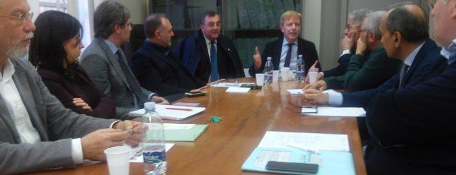 Agrigento, riqualificazione urbana: riunione operativa con sindacati ordini professionali