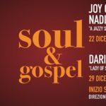 """Agrigento, al via la terza edizione del """"Soul&Gospel"""" allo Spazio Temenos"""