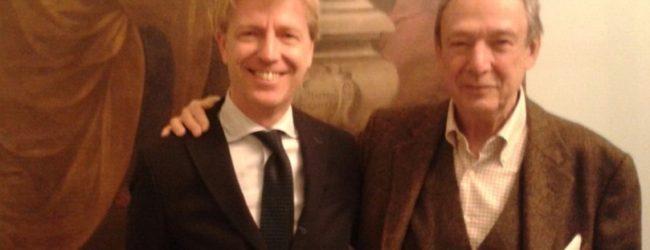 """Gioacchino Lanza Tomasi e Pierluigi Pirandello a sostegno di """"Agrigento 2020"""""""