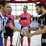 Prova di forza dell'Akragas Futsal: contro il Villaurea è 7-2 – FOTO