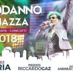 """Canicattì, successo al concerto dei """"Tinturia"""" per il Capodanno"""