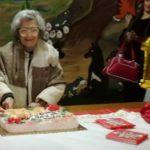 Licata, festeggiati i 100 anni di vita della signora Angela Triglia