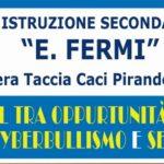 No al cyberbullismo e al sexting: il professor Pira relatore all'Istituto Fermi di Aragona
