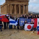 Il  Rotary di Agrigento ospita giovani provenienti da ogni parte del Mondo