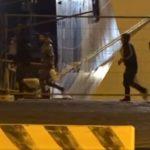 Porto Empedocle, torna la nave-quarantena Rhapsody