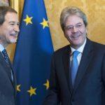 Sicilia, rifiuti e acqua: Musumeci chiede poteri straordinari al premier Gentiloni