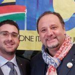 Agrigento, incontro alla segreteria AICS fra il professore Pira e il presidente Petix