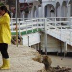 """Erosione costiera a Cattolica Eraclea: arriva """"Striscia la Notizia"""""""