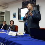 """Il sociologo Pira all'Istituto Fermi di Aragona: """"Cyberbullismo e sexting nemici terribili, ma abbiamo il dovere di combatterli"""""""
