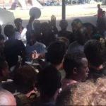 Agrigento, protestano migranti di un centro di accoglienza: interviene la Polizia