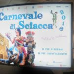 """Il Carnevale di Sciacca """"sbarca"""" all'aeroporto di Palermo"""