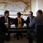 Amministrazione comunale di Sciacca e Ordini degli Architetti e Ingegneri insieme per lavorare sugli strumenti urbanistici