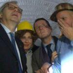 """Vittorio Sgarbi a Racalmuto: """"creare un festival unendo i nomi di Pirandello e Sciascia"""" – FOTO"""