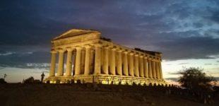 Valle dei Templi al chiaro di luna: da luglio al via le visite serali