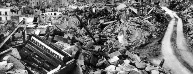 50 anni dal terremoto a S. Margherita Belice, il sindaco mostra un paese ancora ferito