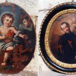 Targa di riconoscenza per i due militari che ritrovarono i quadri rubati alla chiesa Madre di Aragona