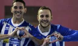 Semifinale di andata dei play off nazionali per l'Akragas Futsal: il grande calcio a 5 ad Agrigento – SEGUI LA DIRETTA