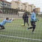 Akragas, allenamento a Fontanelle per i biancazzurri