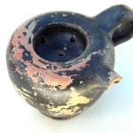 Agrigento, nuove scoperte archeologiche: dagli scavi dell'Antico Teatro ecco l'antenato del biberon